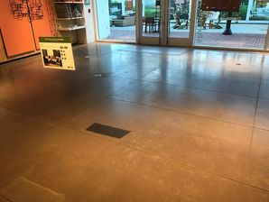 Furniture Store Concrete Cleaning and Refinish (1)