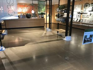 Furniture Store Concrete Cleaning and Refinish (2)