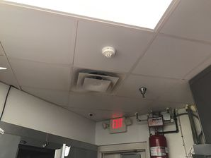 Before & After Cleaning Greasy Kitchen Ceiling & Vents in Cleveland, OH (1)